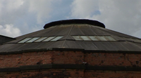 The Roundhouse Roof